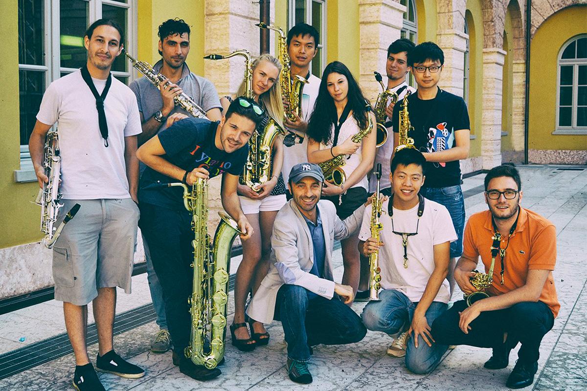 Trento Conservatory - class