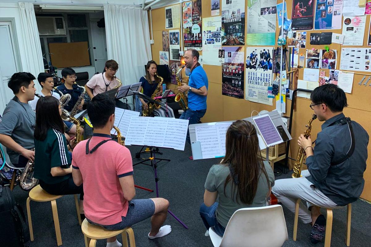Hong Kong Academy 2019